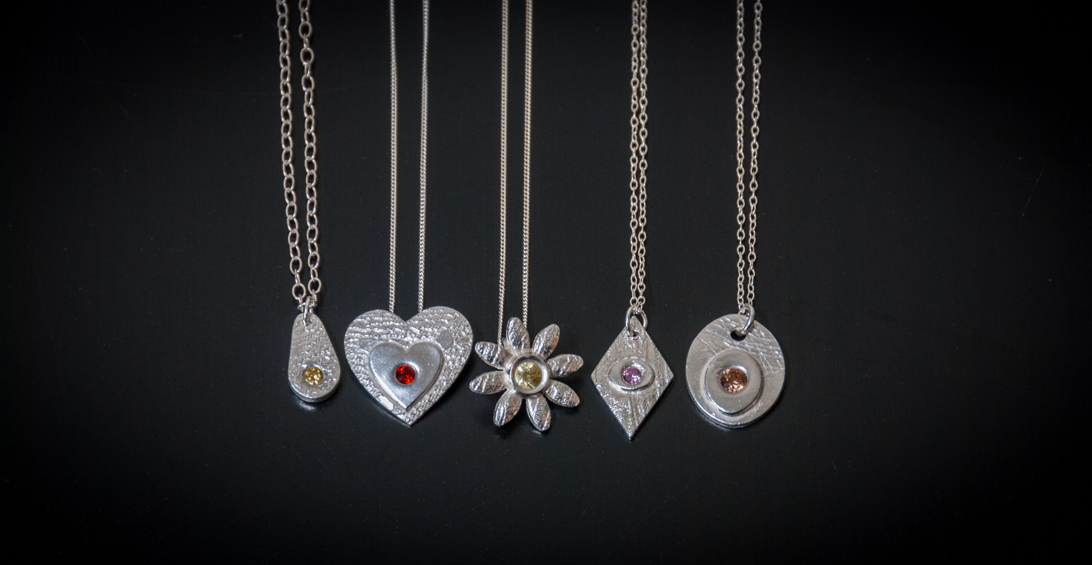 Introduction to Silver Clay Jewellery Making