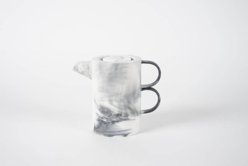 Myer Halliday Marble Coffee Pot