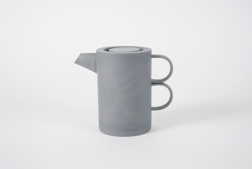 Myer Halliday Concrete Coffee Pot